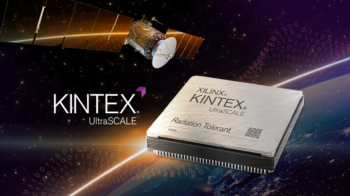 Xilinx 'Lifts Off' with Launch of Industry's First 20nm Space-Grade FPGA for Satellite and Space Applications